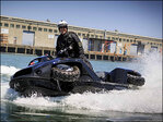 Photos: It's a jet ski you can drive on land!