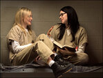'Orange is the New Black' actress drops a spoiler (maybe)