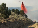 Wildfire forces evacuations in NE Oregon