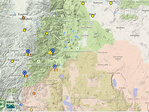 Interactive Maps: 2015 Fire Season incidents and air quality