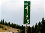 Idaho replaces mile marker 420 with 419.9 to thwart stoners