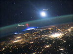 'Red sprites' caught on camera by astronaut