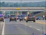 State police: Trooper dragged after motorcycle struck dies