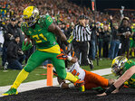 'Get the ball in Royce Freeman's hands and he can make a 20-yard gain'