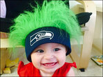 Viewer photos: Blue Friday pride