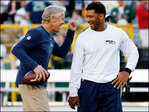 Photos: Seahawks take on Packers at Lambeau Field