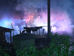 House boats destroyed in marina fire along Columbia River