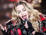 In Philly, Madonna gives 'Popey-wopey' her blessing