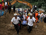 Guatemala mudslide death toll reaches 56, more feared dead