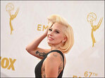 Lady Gaga said she felt alive and 'like herself' on TV show