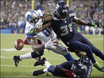 Chancellor's big play allows Seahawks to beat Lions 13-10
