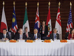 United States, 11 Pacific Rim countries reach trade deal