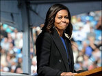 Michelle Obama celebrates International Day of the Girl on Spotify
