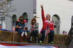 2013 Roseburg Veterans Day Parade: 'It's touching'