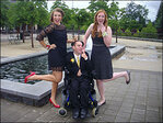 High school senior in wheelchair couldn't go to prom