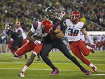 Arizona Stuns #2 Oregon at Autzen