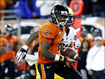 Pittsburgh Steelers select OSU's Markus Wheaton