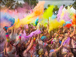 Color Me Rad 5K returns for a second run in Eugene