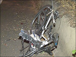 Bicyclist critically injured in hit-and-run crash