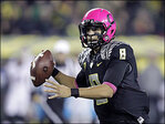 Ducks ranked 3rd in first BCS standings
