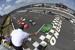 Photos: NASCAR Sprint Cup series at Pocono