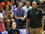 Robinson out as Oregon State basketball coach