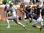 No. 2 Ducks crush Virginia 59-10