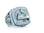 Photos: The Seattle Seahawks get their Super Bowl Rings