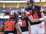 Oregon State QB Sean Mannion returning to Beavers