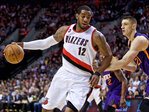 Blazers clinch playoff spot with 109-86 win over Phoenix