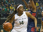 Oregon women power past Arizona, 90-78 in season finale