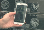 Veteran memorial wall goes interactive