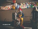 Creepy clowns showing up in California town