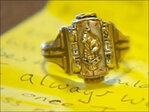 Lost class ring returned 25 years later