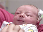 Couple learns of pregnancy on day baby was born