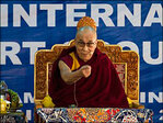Bad Karma? Dalai Lama tickets for sale - for $300