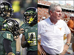 Alamo Bowl preview: No. 10 Oregon takes on Texas Monday