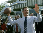 Marino back with Dolphins as special advisor