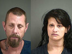 Sheriff: 2-year-old had meth in system, parents arrested