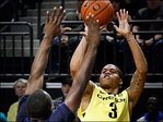 No. 12 Oregon beats Morgan State 97-76