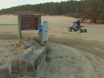 1 dead, 2 hurt in ATV accident at Sand Lake Recreation Area