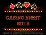 CASA Casino Night 2013