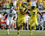 Freshmen fill vital roles for Oregon