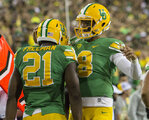 Football: No. 6 Oregon takes on Cal at Levi's Stadium on Friday night