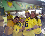 Photos: First tailgate of 2015 season at Autzen