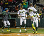Baseball: First Civil War series game ends in a win for the Ducks