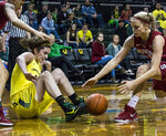 Ducks upset No. 19 Stanford, 62-55
