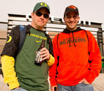 Photos: Oregon Civil War tailgate 2013