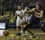 Cal closes door on Oregon's WNIT hopes