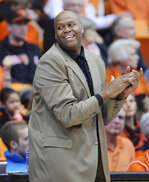 OSU's Robinson: 'Hot seat' talk no bother
